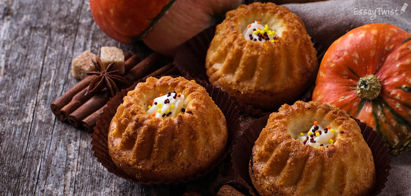 Pumpking Spice Cupcakes